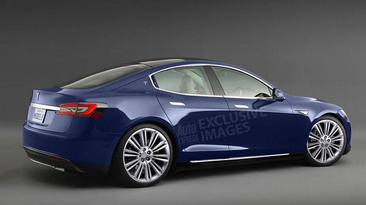 Tesla 3 kommer under 2017