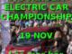 Dagen då elbilarna tar över staden: SECC – Stockholm Electric Car Championship