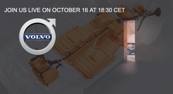 Elektriska Volvo XC40