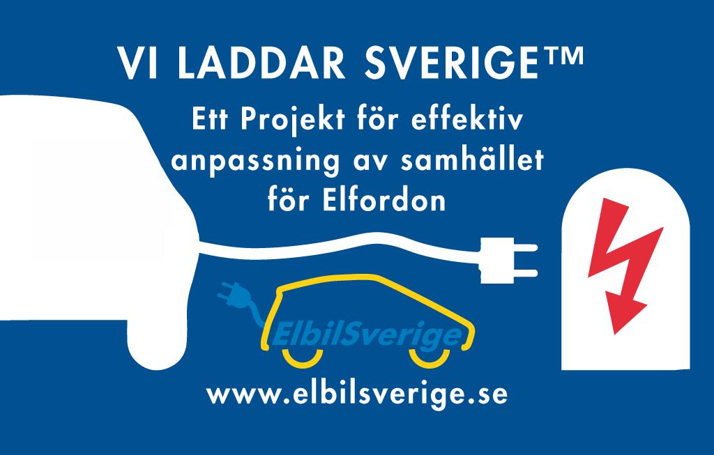 Vi laddar Sverige™