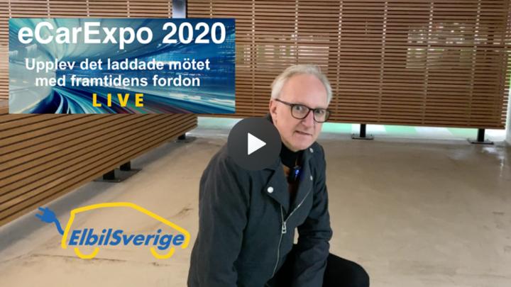 Elbil Sverige på eCar Expo