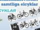 Stor marknadsöversikt elcyklar