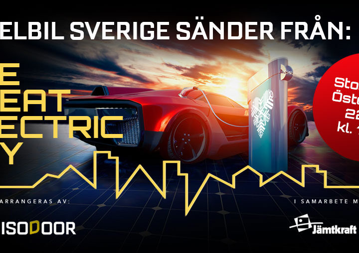 The Great Electric Day – Östersund 2021-07-22