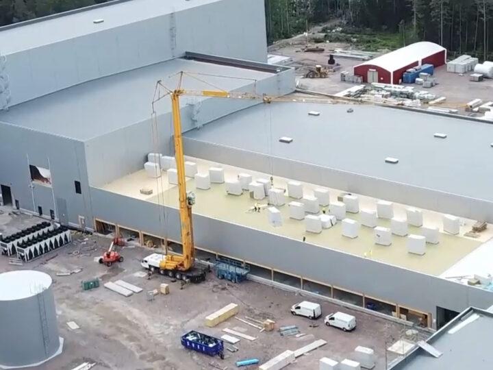 Volvo Cars och Northvolt ska bygga ny jättelik batterifabrik för 30 miljarder