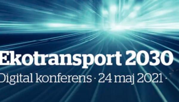 Ekotransport 2030 – Elbil Sverige informerar